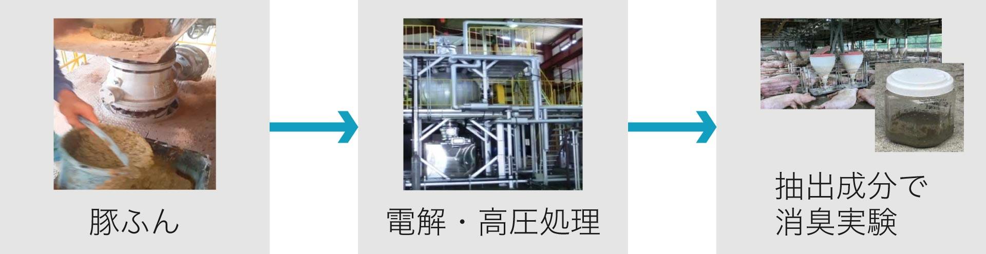 加水分解技術応用原理プロジェクト